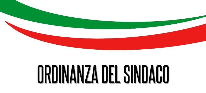 ORDINANZA SINDACALE N° 17/2020