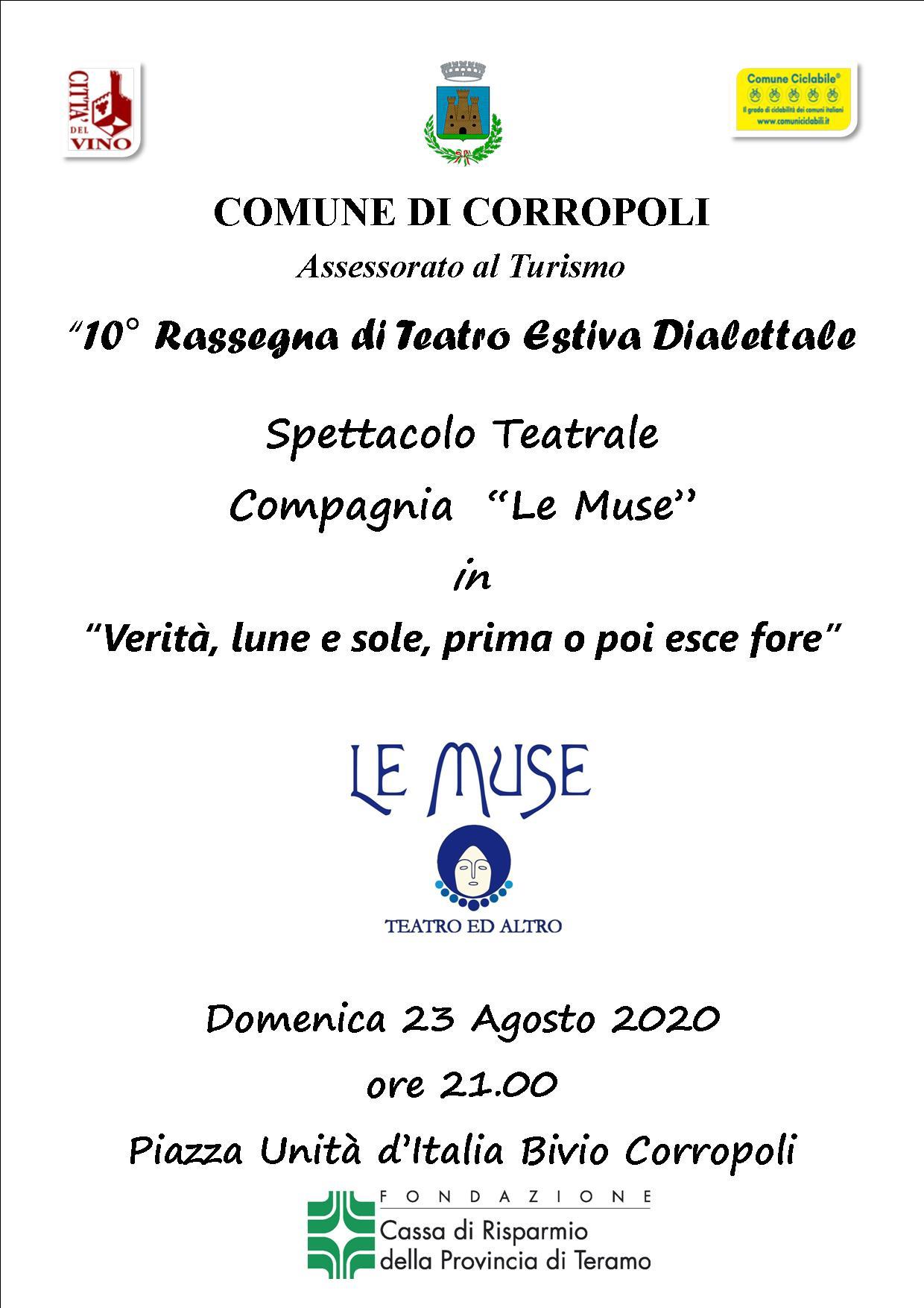 10° Rassegna di Teatro Estiva Dialettale