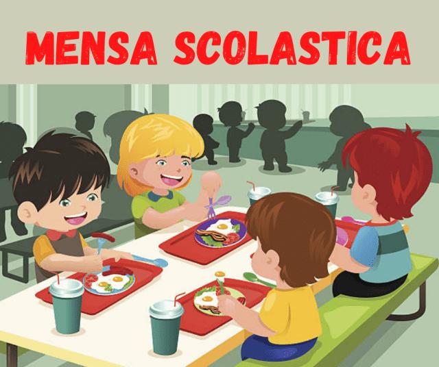 SERVIZIO MENSA SCOLASTICA 2020/2021