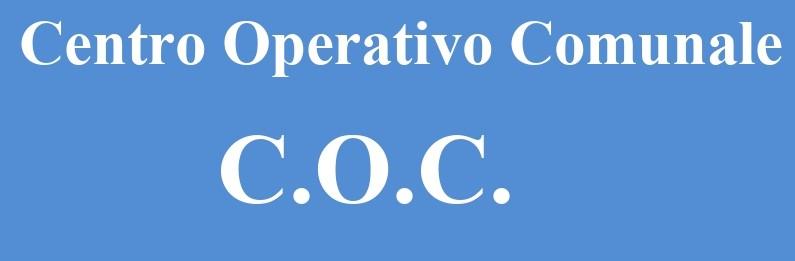 Attivazione Centro Operativo Comunale (C.O.C.)