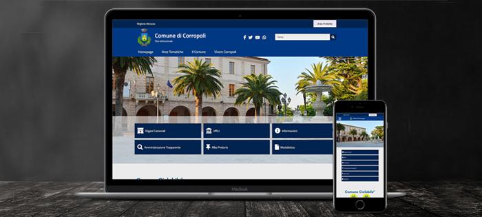 Nuovo sito web a norma Privacy, Design e Trasparenza